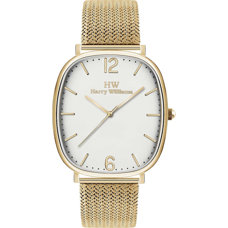 Uhr nur Zeit Herren Harry Williams Casual Cod. hw-x2261 m-08 M