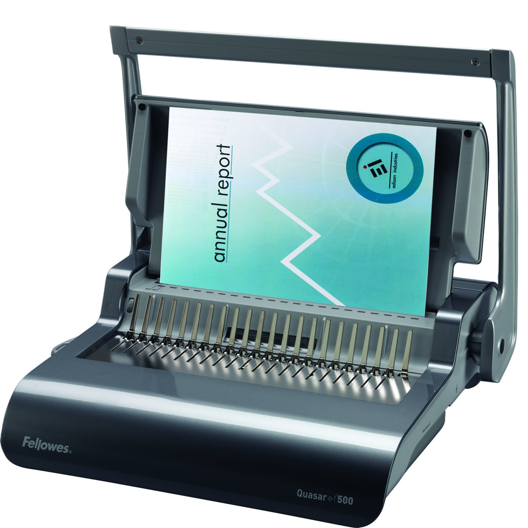 Fellowes Quasar A4 Manual Comb Binder by Fellowes (Image #3)