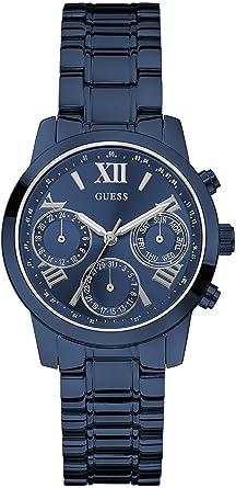guess-montre-femme-bleu