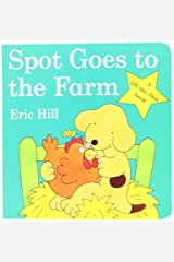 Spot Goes to the Farm board book Board book