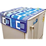 Yellow Weaves™ Designer Fridge Top Cover