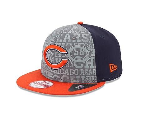 d60ca4956 Amazon.com   NFL Chicago Bears 2014 9Fifty Draft Cap