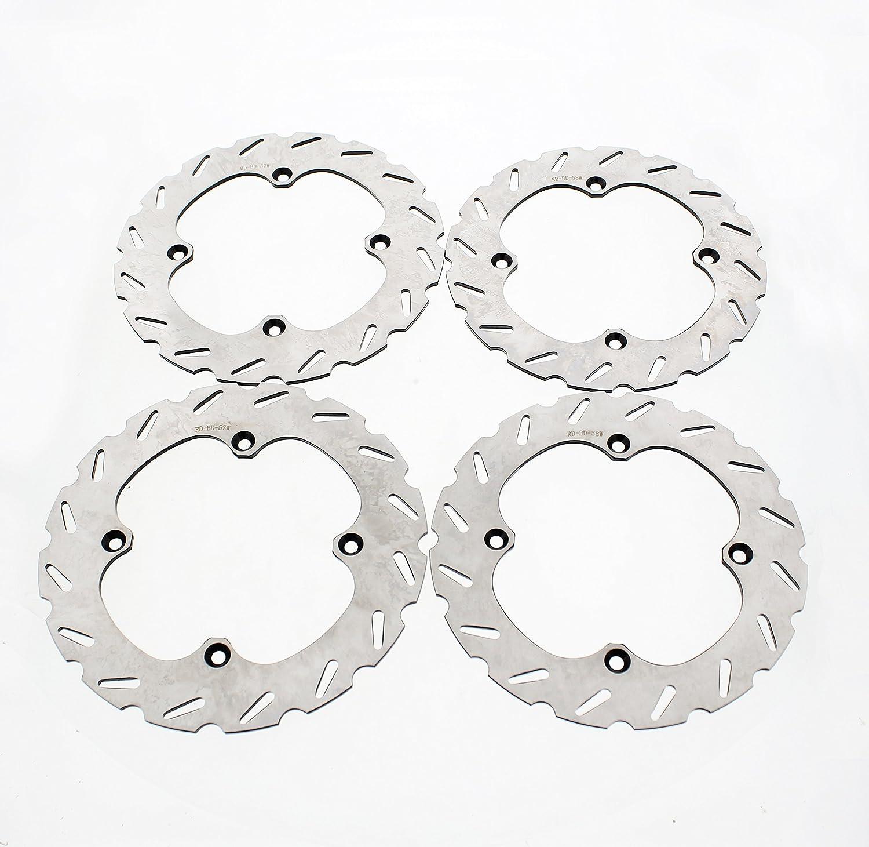Can Am Maverick X3 Rear Hub And Brake Rotor Disc 705601376