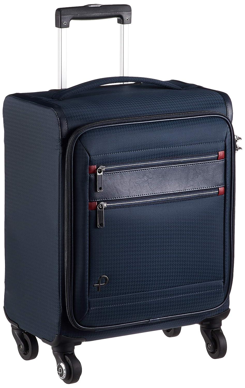 [プロテカ] スーツケース 日本製 フィーナST キャスターストッパー TSAダイヤルファスナーロック付 可(国際線、国内線100席以上、3辺合計115cm以内) 24L 40 cm 1.9kg B07LBTGG7Q ネイビー