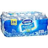 Pure Life 571863 Nestle Pure Life Water 16.9 Oz. 24/Carton (110109)