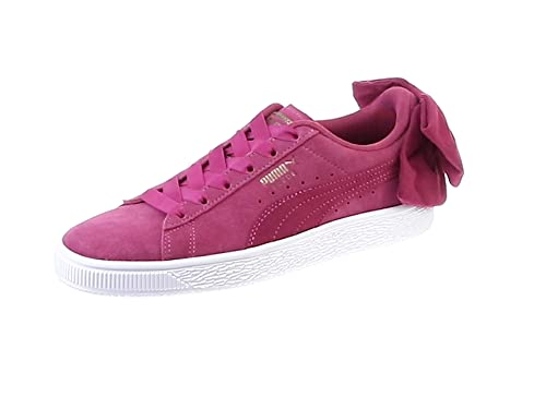 Bow Wn'sSneakers Et Puma FemmeChaussures Suede Basses v0OnmN8w