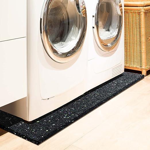 Placa anti vibración ym ® para lavadora y secadora, 2 cm, atenúa ...