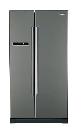 Samsung 545 L Frost Free Side-by-Side Refrigerator(RSA1SHMG1/TL, Metal Graphite, Inverter Compressor)