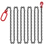 "OrangeA 10FT Chain Sling 5/16"" x 10' Single Leg"