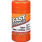 Permatex 25051 Fast Orange Hand Cleaner Wipe - 72 Count