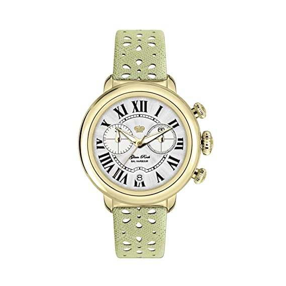 GLAM ROCK Bal Harbour Reloj DE Mujer Cuarzo Suizo 40MM GR77137N