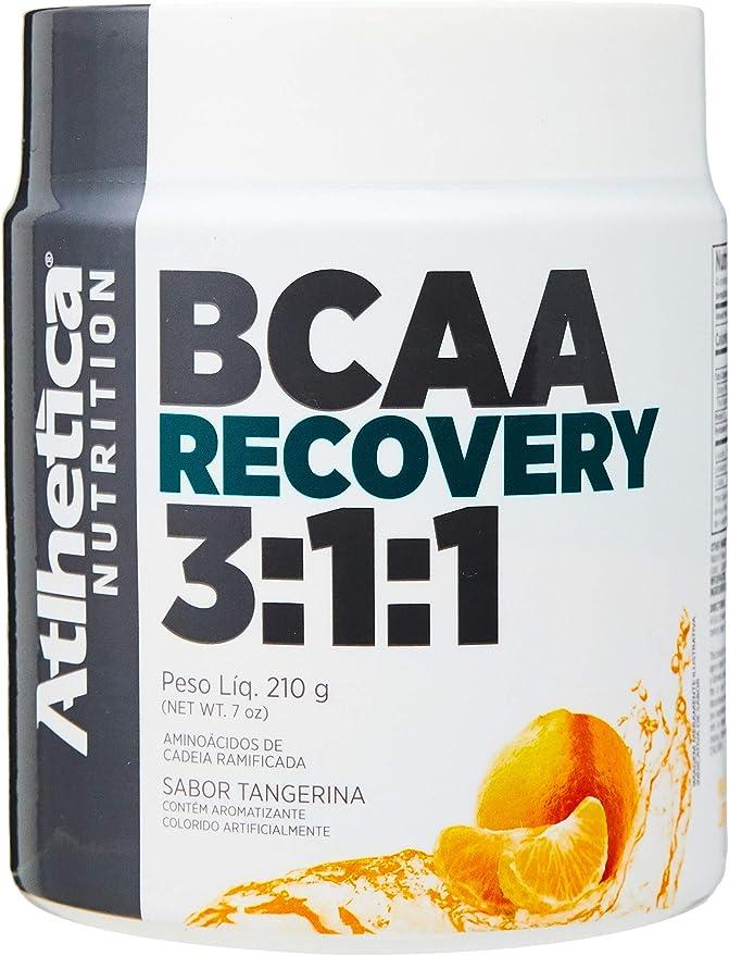 BCAA 3:1:1-210g Tangerina - Atlhetica Nutrition, Athletica Nutrition por Athletica Nutrition
