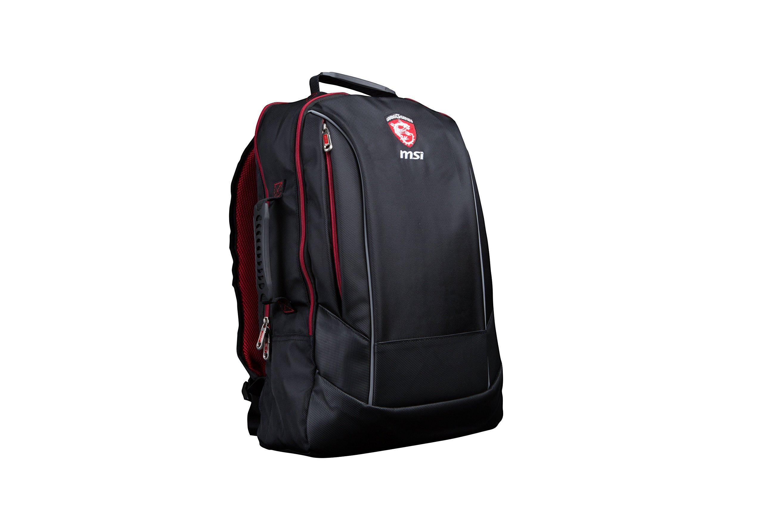 MSI 15''-17'' Standard Bag (NewGaming Backpack) by MSI