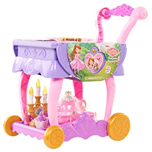 Sofia the First Delightful Dining Cart