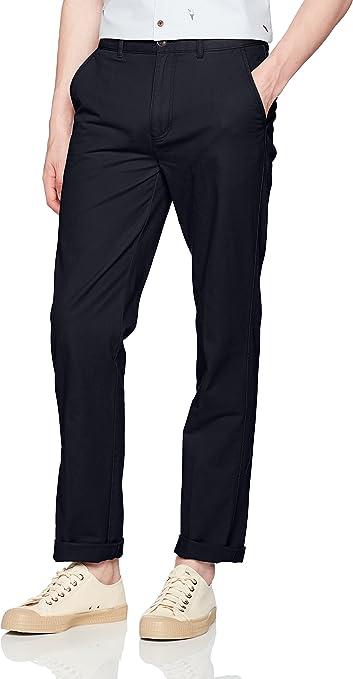 TALLA 32W. Farah Classic Crane Pantalones para Hombre