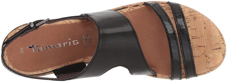 6d52909f8c93e8 Shoes Tamaris Womens EDA 28205 Oxford Flat Tamaris Women's EDA 28205 Oxford  Flat 1-1-28205-20