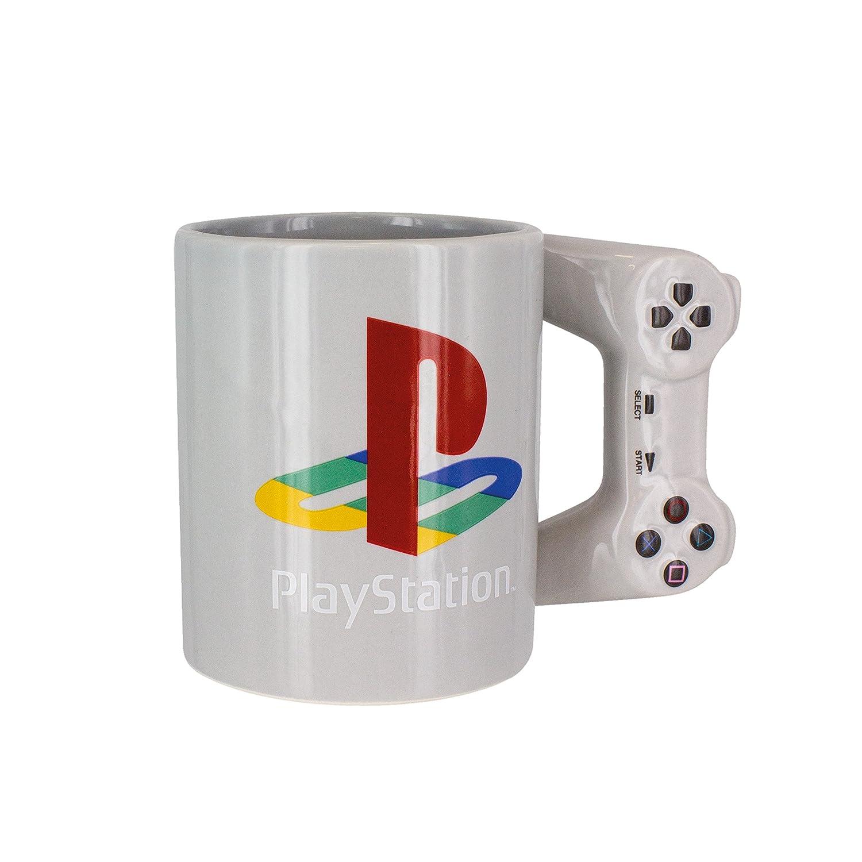 Paladone Playstation Officially Licensed Merchandise - Controller Mug - Coffee Mug 10oz