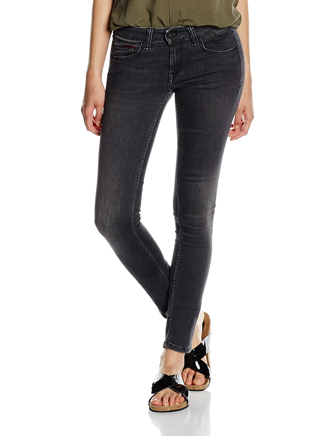 Tommy Jeans Low Rise Skinny Sophie Dywbst Jeans para Mujer