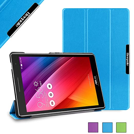 97 opinioni per BeePole ASUS ZenPad S 8.0 Custodia- Custodia Protettiva Tri-Folder per ASUS