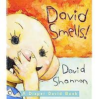 David Smells! A Diaper David Book