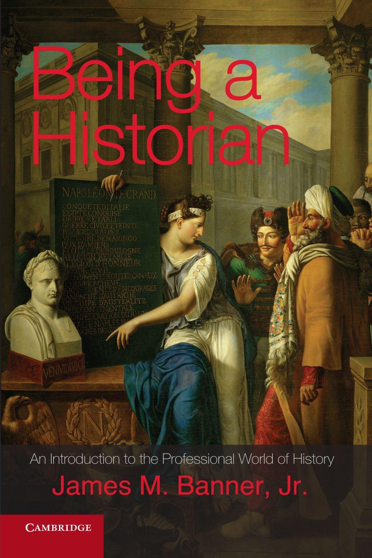 How do become a historian?