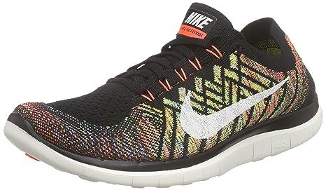 Nike Free 4.0 Flyknit - para Hombre  Amazon.es  Zapatos y complementos d15429cfd1d