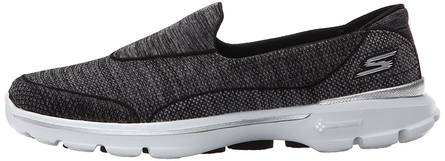 Skechers Damen Super Sock 3 3 3 Sneaker, Rose schwarz (Bkw) f49216