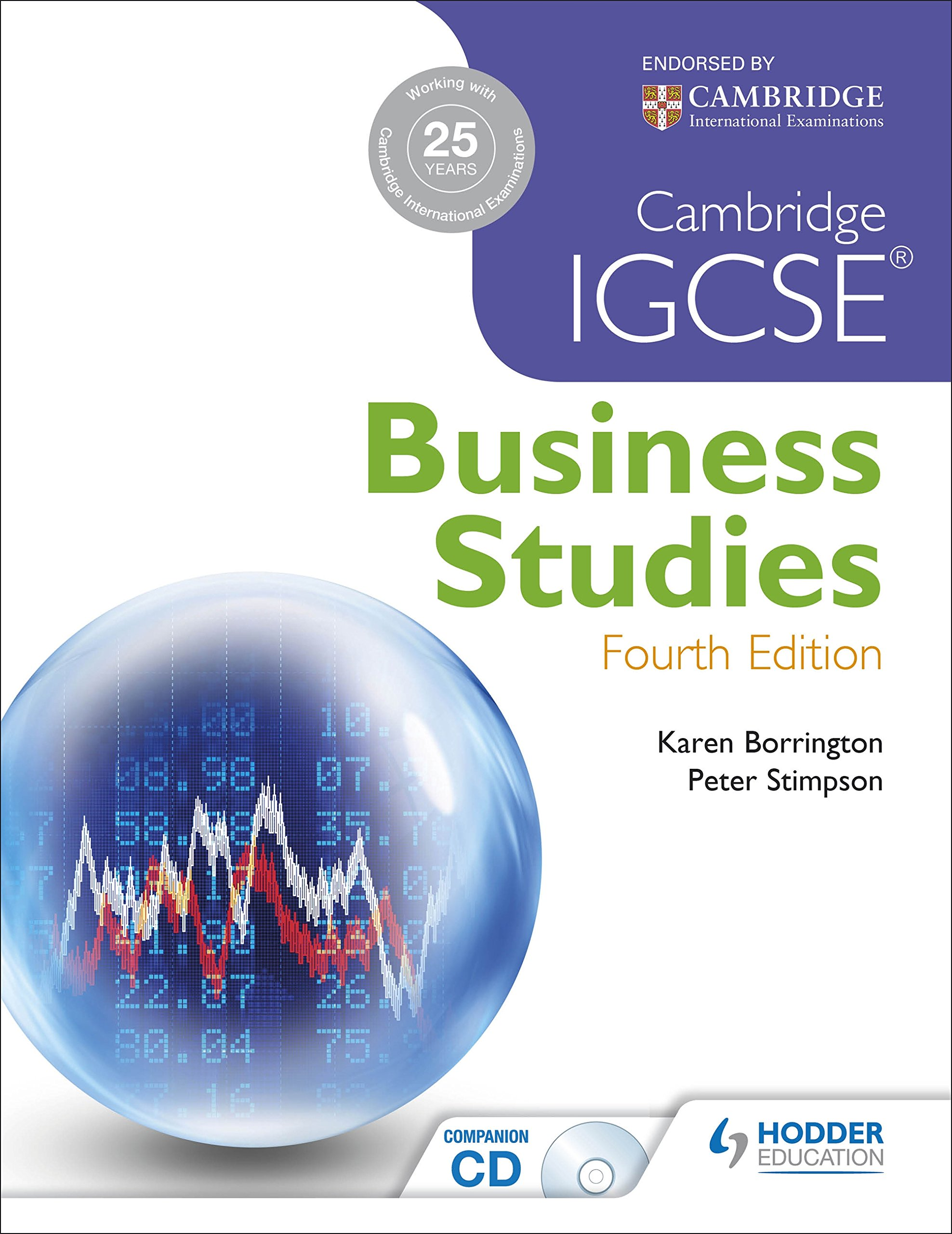 Cambridge IGCSE Business Studies 4th edition: Karen Borrington, Peter  Stimpson: 9781444176582: Amazon.com: Books