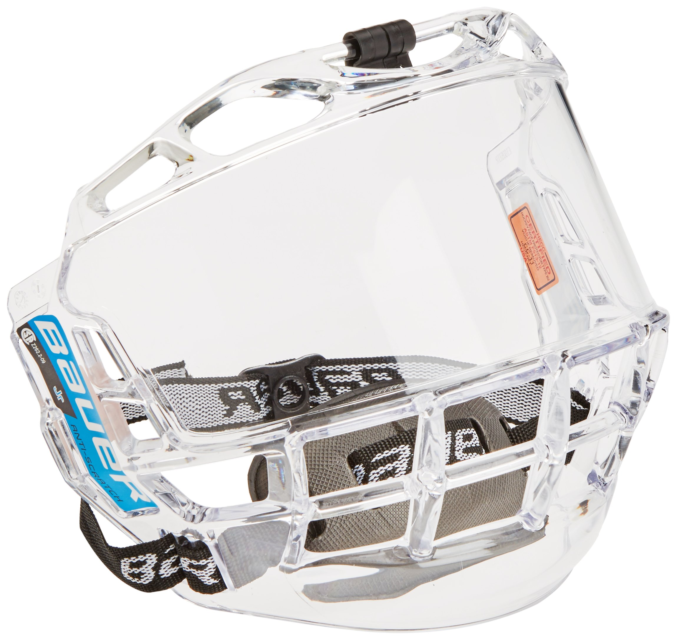 Bauer Concept III Full Face Shield [JUNIOR]