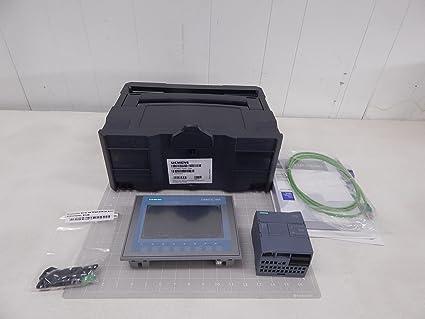 Siemens Indus  Sector Starter Kit S7 - 1200 6AV6651 7DA01