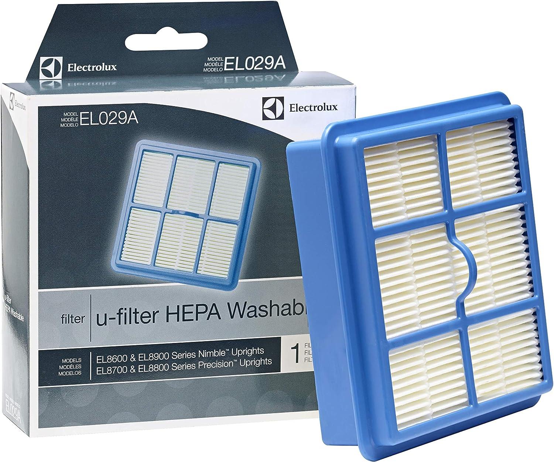 Electrolux HOMECARE Products U Washable HEPA Vacuum Filter, White