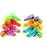 Moddan Squirt Water Guns - 12 Pack Squirt Gun