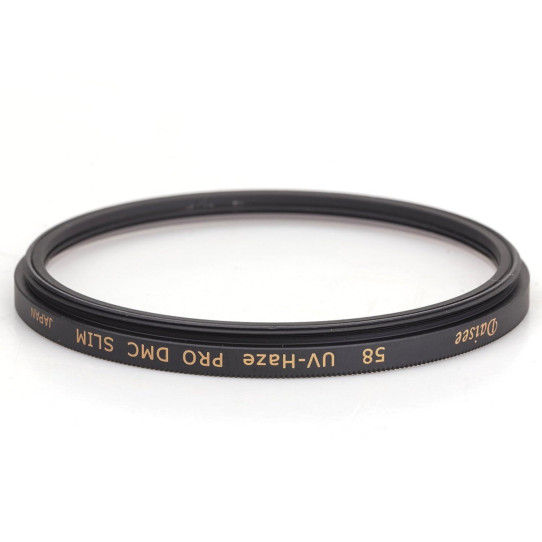 Pixco Slim MC UV Filter//DMC Camera Lens Filter Suit for Nikon Canon Lens 67 mm