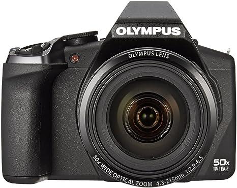 Olympus SP100EE - Cámara Digital de 16 MP (Pantalla táctil de 3 ...