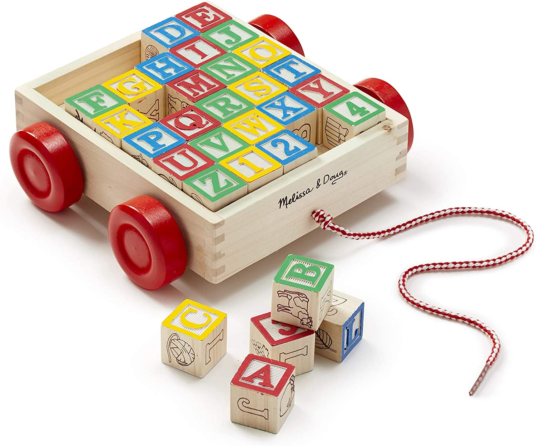 Toy box - blocks