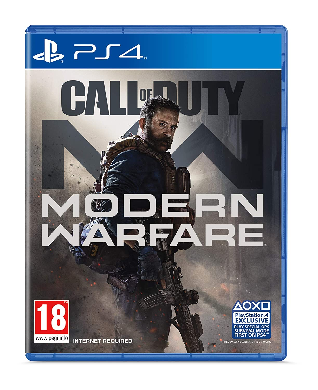 Amazon Com Call Of Duty Modern Warfare Ps4 Video Games