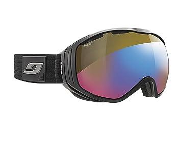f40c8de184512 Julbo Titan Masque de Ski pour Porteur de Lunettes de Vue OTG avec écran  REACTIV Photochromique