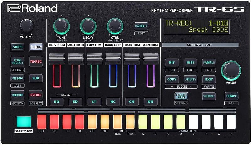 TR-6S Rhythm Performer