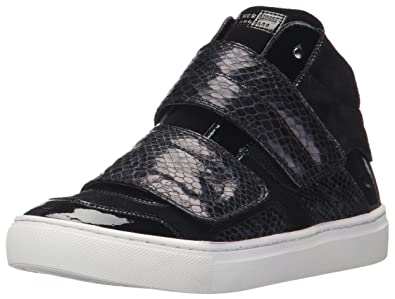 Skechers Street Damen Sneaker High Top Sneaker Damen Side Street Rocksteady ... ca99fc