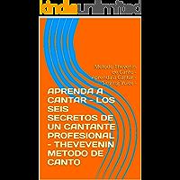 APRENDA A CANTAR - TECNICA VOCAL - CLASES
