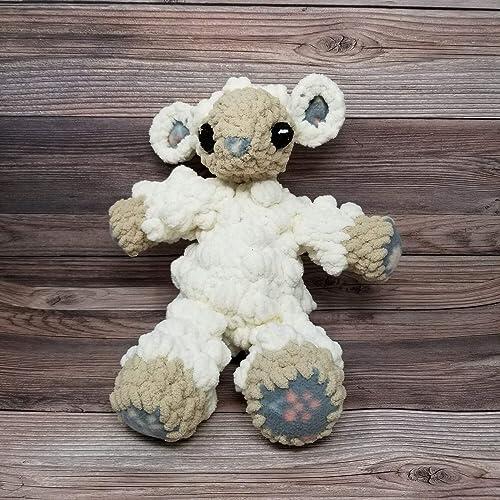 crochet sheep amigurumi | Crochet sheep, Crochet animal patterns ... | 500x500