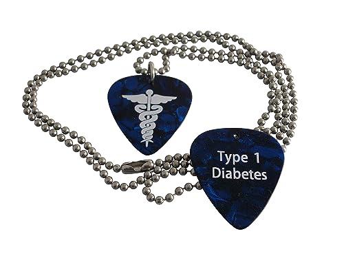 collar de diabetes tipo 1
