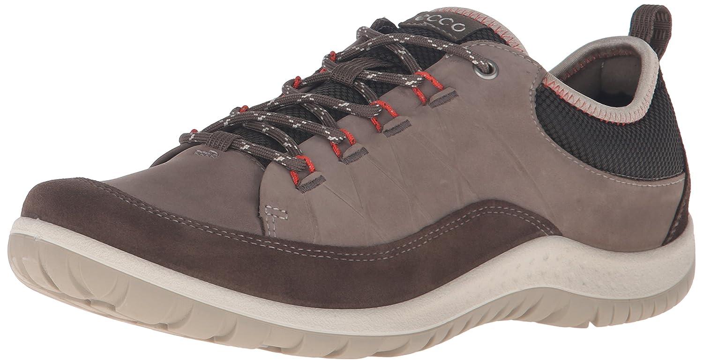 ECCO Women's Aspina Low Hiking Shoe B0163GD1WI 36 EU/5-5.5 M US|Dark Clay/Warm Grey