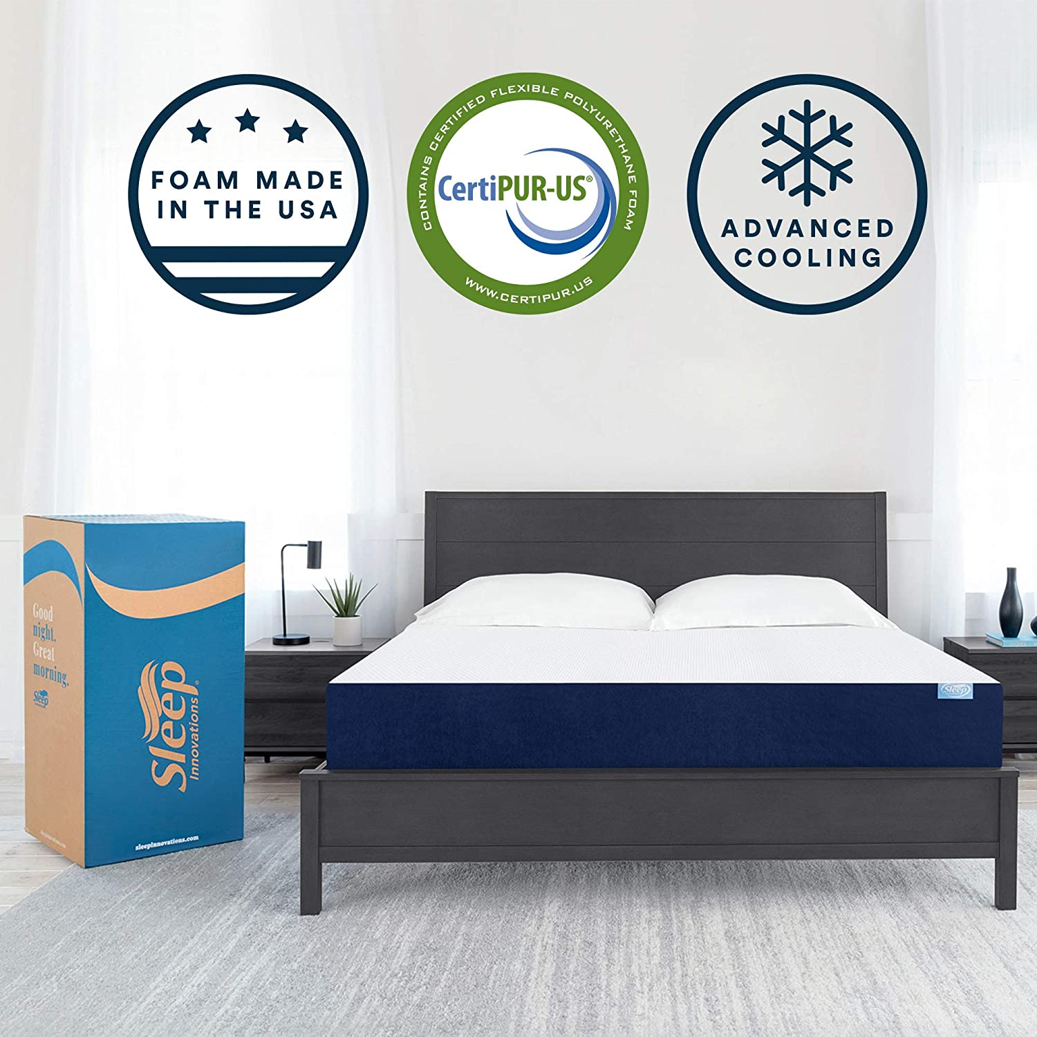 Top 10 Best Memory Foam Mattress (2020 Review & Buying Guide) 8