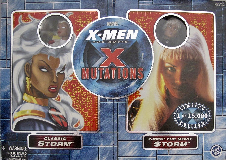 X MEN THE MOVIE Storm Halle Berry toybiz 2000 Marvel