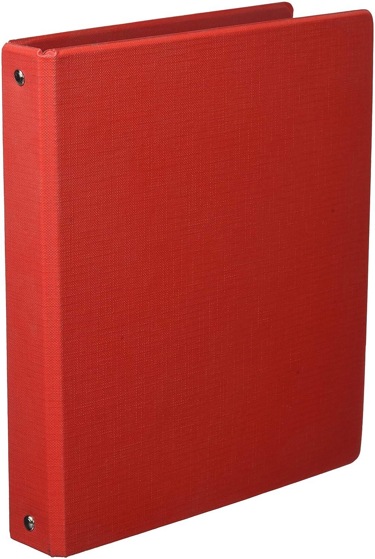Esselte Raccoglitore a 2 anelli, Per archivio, Plastica, Formato A5, Dorso 3.5 cm, Blu, Daily, 394773500