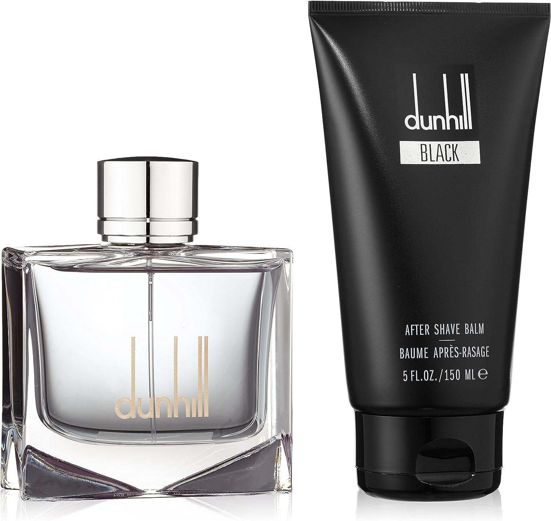 Alfred Dunhill Dunhill Black Eau De Toilette 100ml & Aftershave Balm 150ml Gift Set For Him