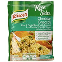 Deals on 4-Pack Knorr Rice Sides Dish, Cheddar Broccoli 5.7-Oz