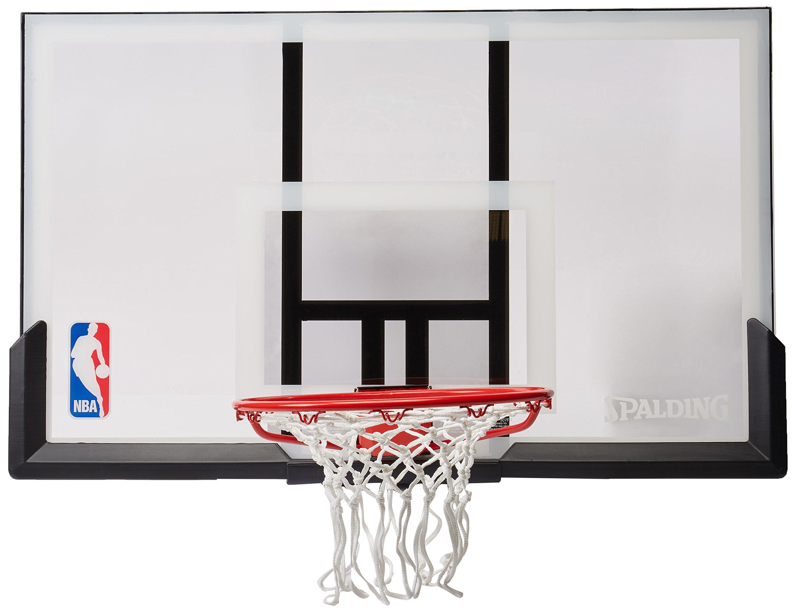Spalding NBA Backboard/Rim Combo - 52'' Acrylic Backboard