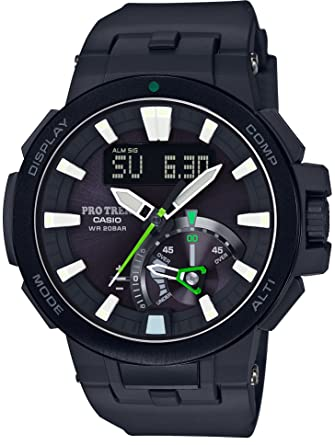 f0684ec6fa Amazon | [カシオ]CASIO 腕時計 プロトレック 電波ソーラー PRW-7000 ...